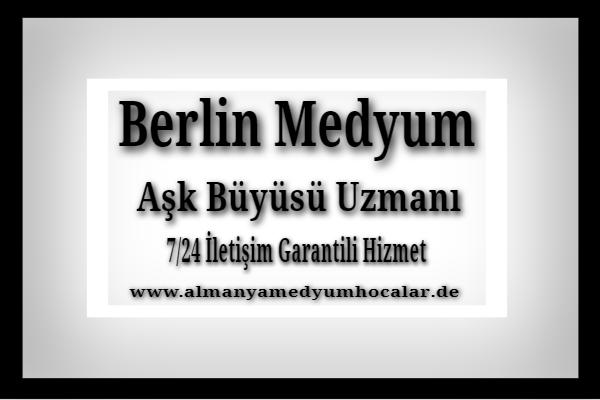 Almanya Berlin Medyum Hoca