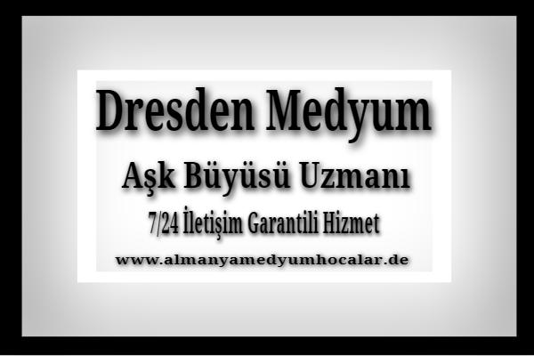 Almanya Dresden Medyum Hoca