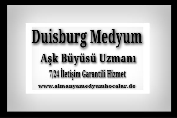 Duisburg Medyum Hocalar