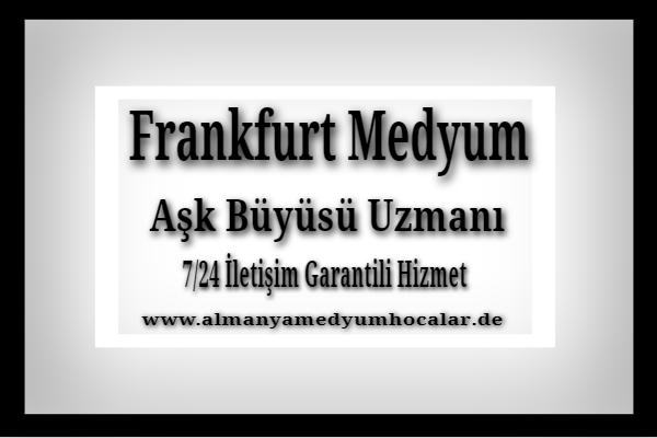 Frankfurt Medyum Hocalar