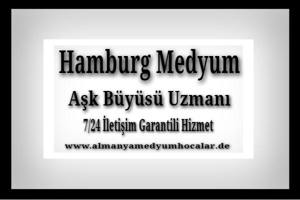 Almanya Hamburg Medyum Hoca