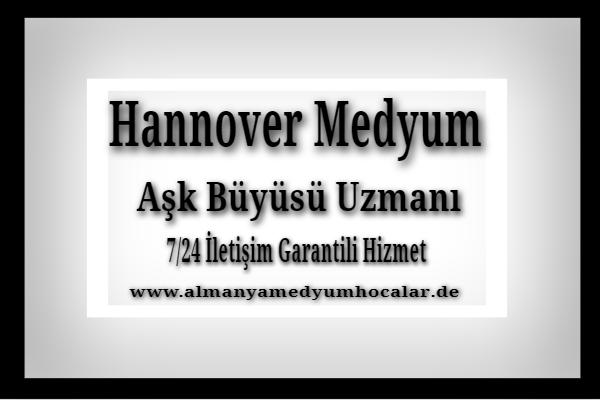 Almanya Hannover Medyum Hoca