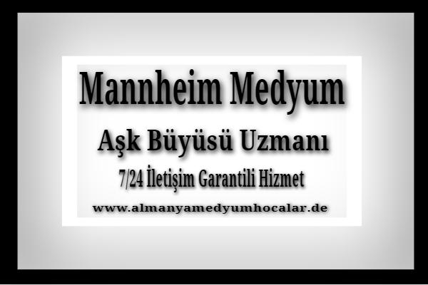 Almanya Mannheim Medyum Hoca