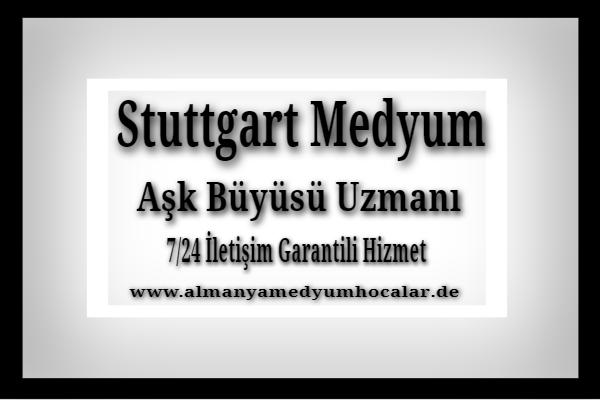 Almanya Stuttgart Medyum Hoca
