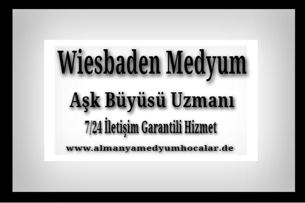 Almanya Wiesbaden Medyum Hoca